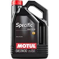 Specifieke speciale smeerolie, 5 liter, B71 2312 0W30