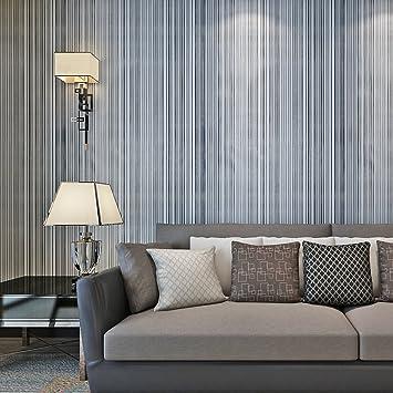 HANMERO® papel pintado autoadhesivo rayas diseño para muebles ...