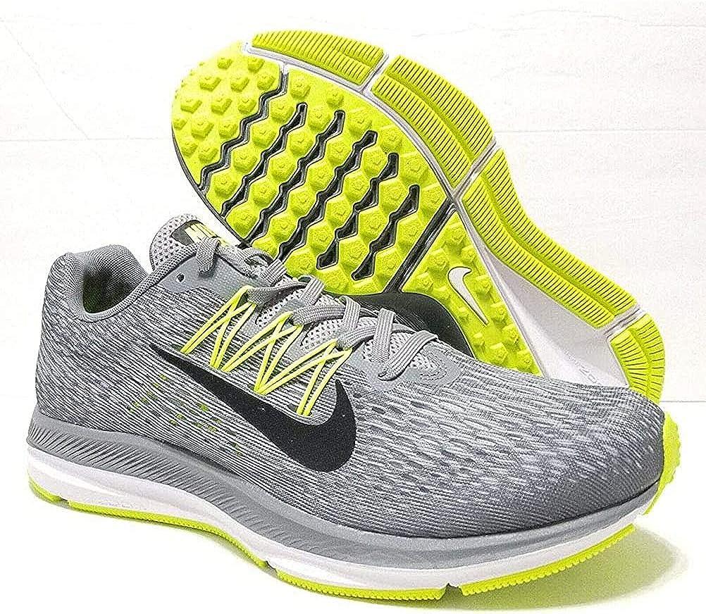 Nike Zoom Winflo 5 AV8011-011 Wolf Grey