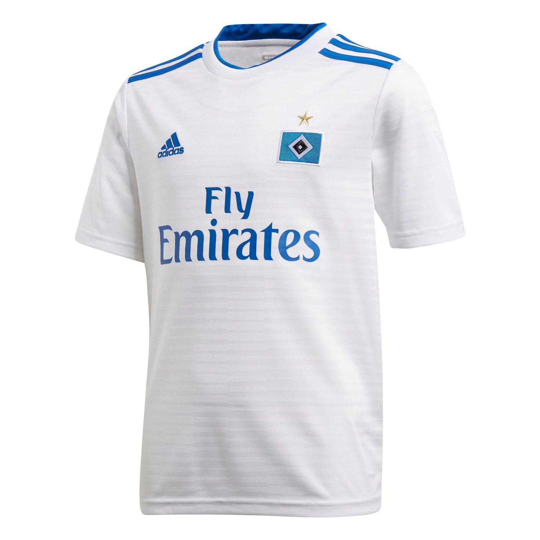 Adidas Jungen Hamburger SV Home Kurzarm Trikot