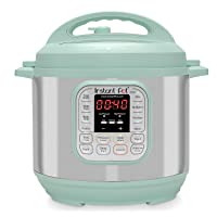 Instant Pot Duo 7-in-1 Electric Pressure Cooker, Slow Cooker, Rice Cooker, Steamer...