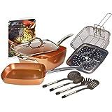 Copper Chef 6-Piece Cookware Set