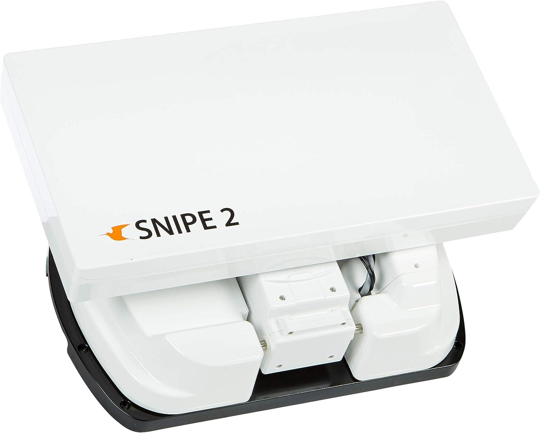 Selfsat Snipe V2 SE Twin GPS Antena de satélite Totalmente ...