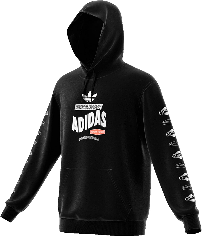 Sweat à Capuche Adidas Bodega: : Sports et Loisirs