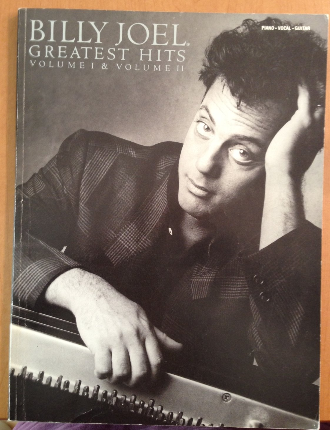 Billy Joel - Greatest Hits, Volumes 1 and 2 - Piano/Vocal/Guitar Artist Songbook