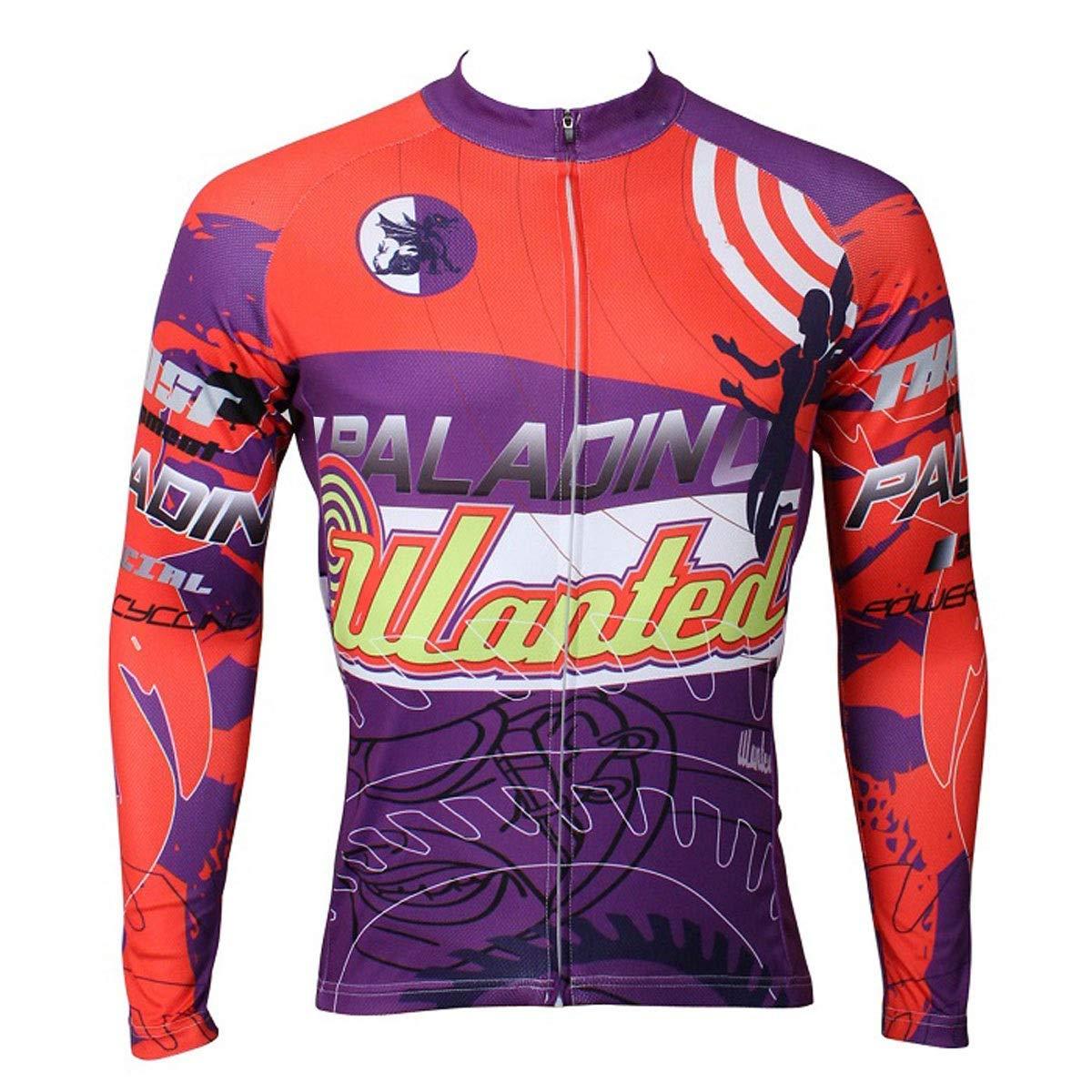 Fahrrad Reitanzug Herrenhemd Langarmhose Ausrüstungsset Rennrad Mountainbike Bekleidung Bike Trikot Fahrradtrikot LPLHJD