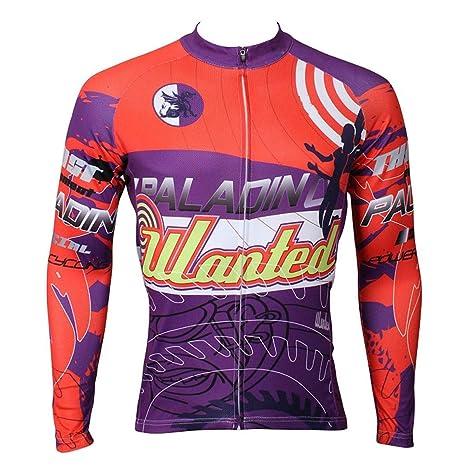 Jerseys de equitación Traje de ciclismo Traje Camisa de hombre ...