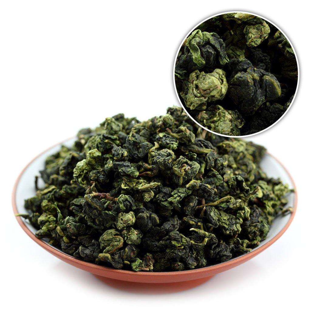 GOARTEA 250g (8.8 Oz) Organic Fujian Anxi Tie Guan Yin Tieguanyin Iron Goddess Chinese Oolong Tea