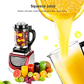 KitchenBro Smoothie Blender
