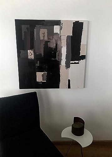 Cuadro Abstracto para Decorar Sala o Comedor, Oficina ...