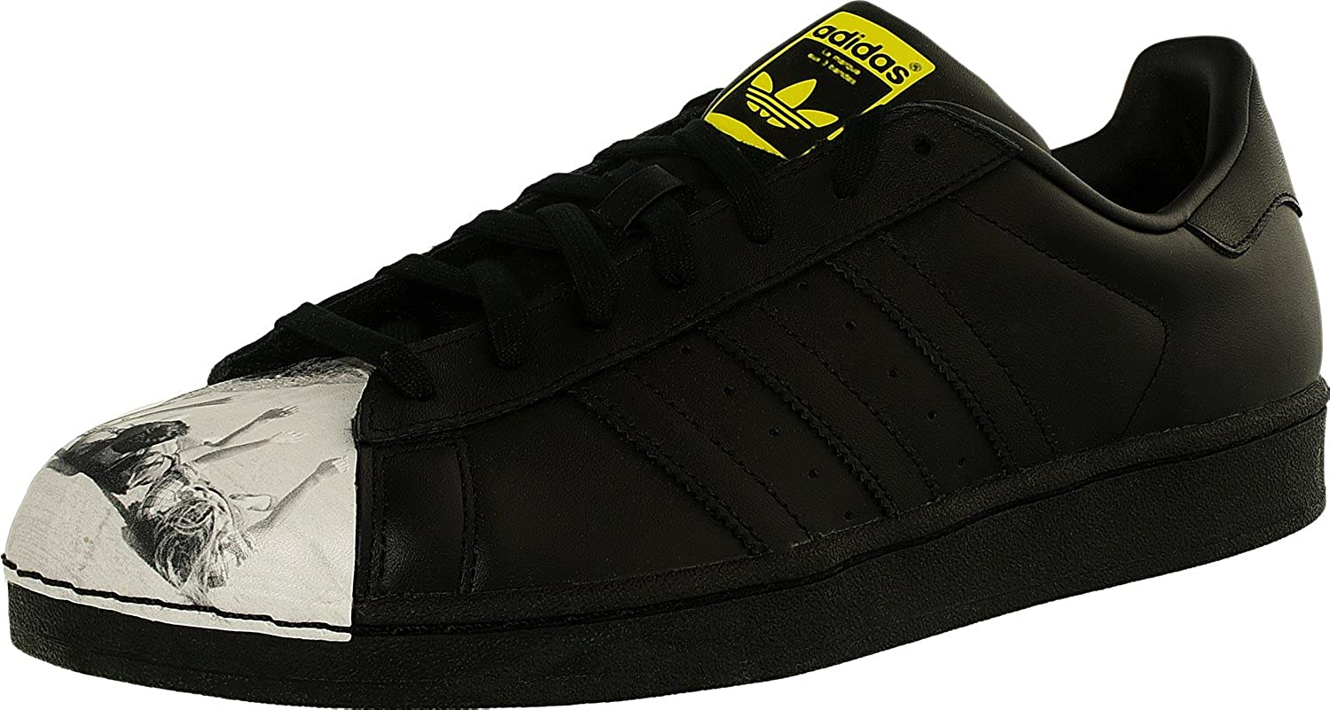 adidas Superstar Pharrell Supersh Herren, Schwarz (Core