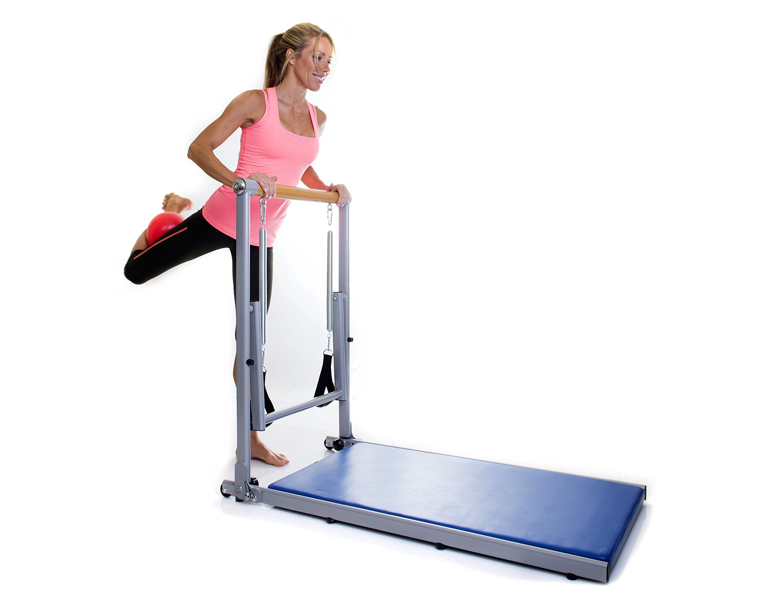 Supreme Toning Tower w/ Pilates + Barre by Beverly Hills Fitness (Image #2)