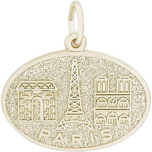 PARIS MONUMENT CHARM OR PENDAN...