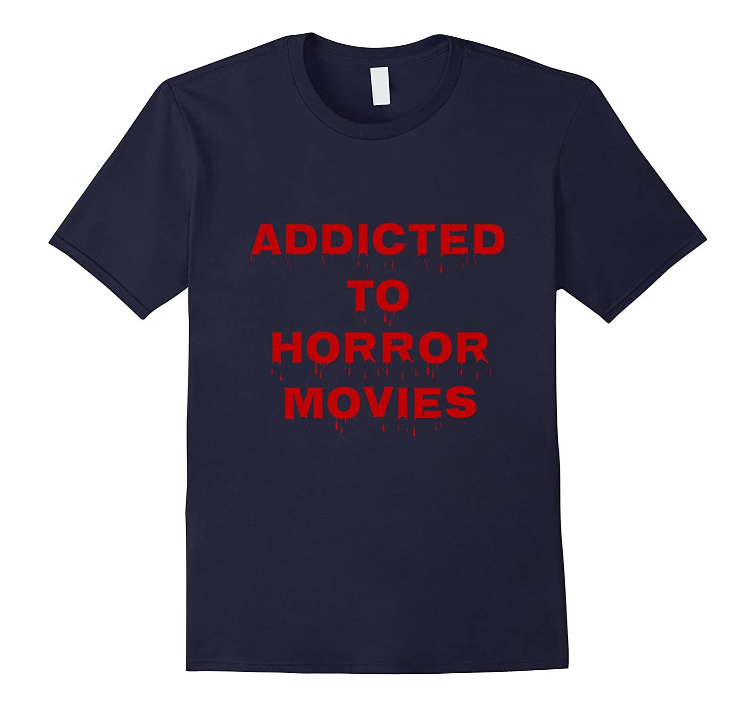 Addicted to Horror Movies-Rose