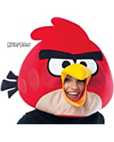 Paper Magic - Angry Birds Red Mask