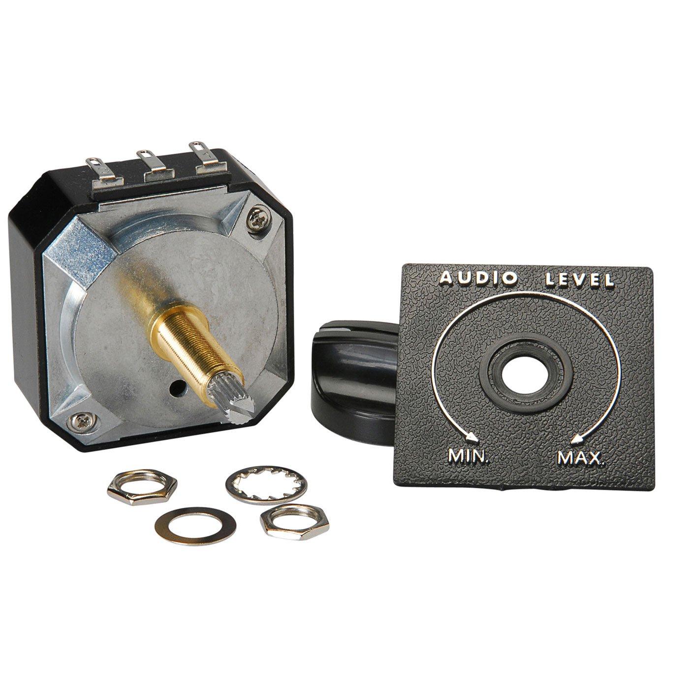 Parts Express Speaker L-Pad Attenuator 50W Mono 1'' Shaft 8 Ohm