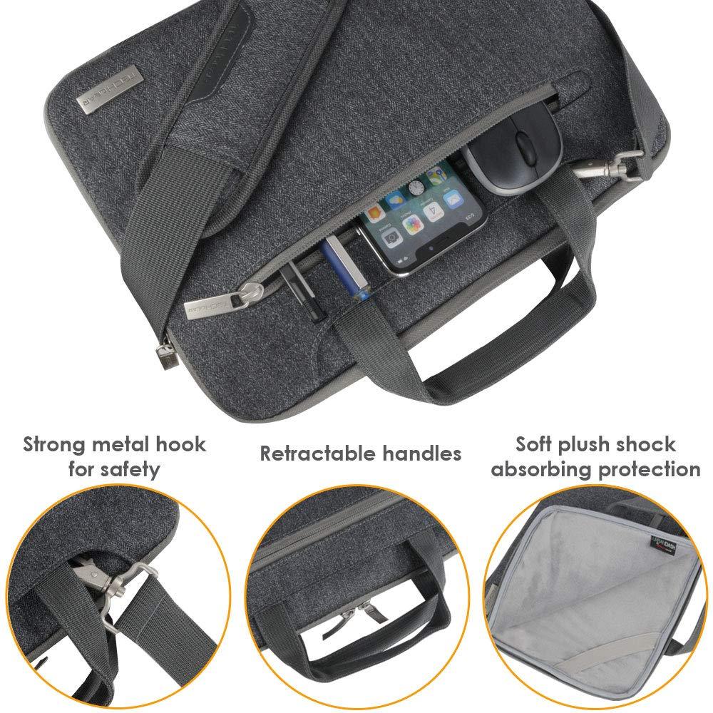 02810070fa TECHGEAR® Housse Urban Dash pour PC Portables 11