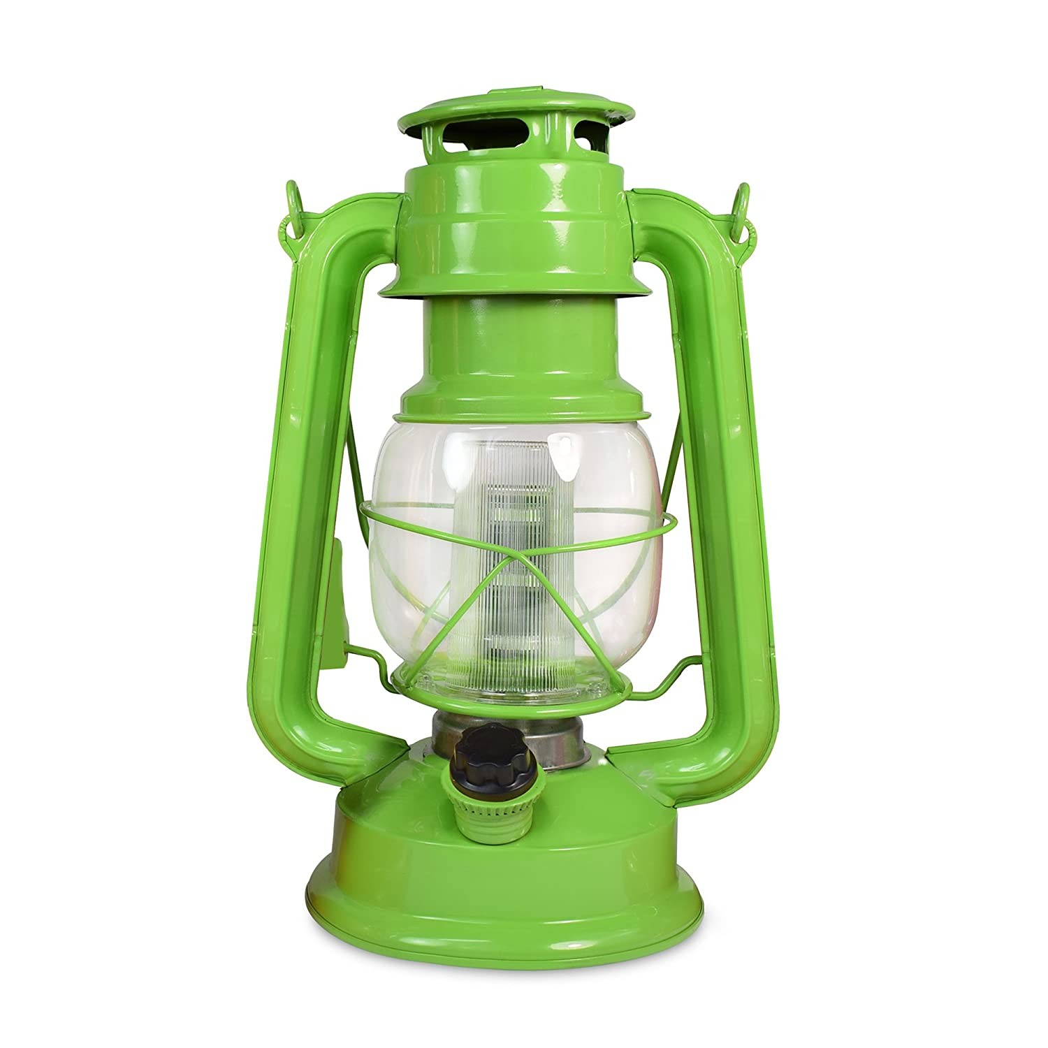 NorthPoint 190604 Tropical Collection Fresh Lime Vintage Lantern,