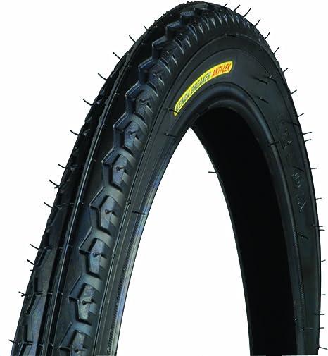 Unitec 60011 - Cubierta para Bicicleta de Paseo (16 x 1,75), Color Negro: Amazon.es: Deportes y aire libre