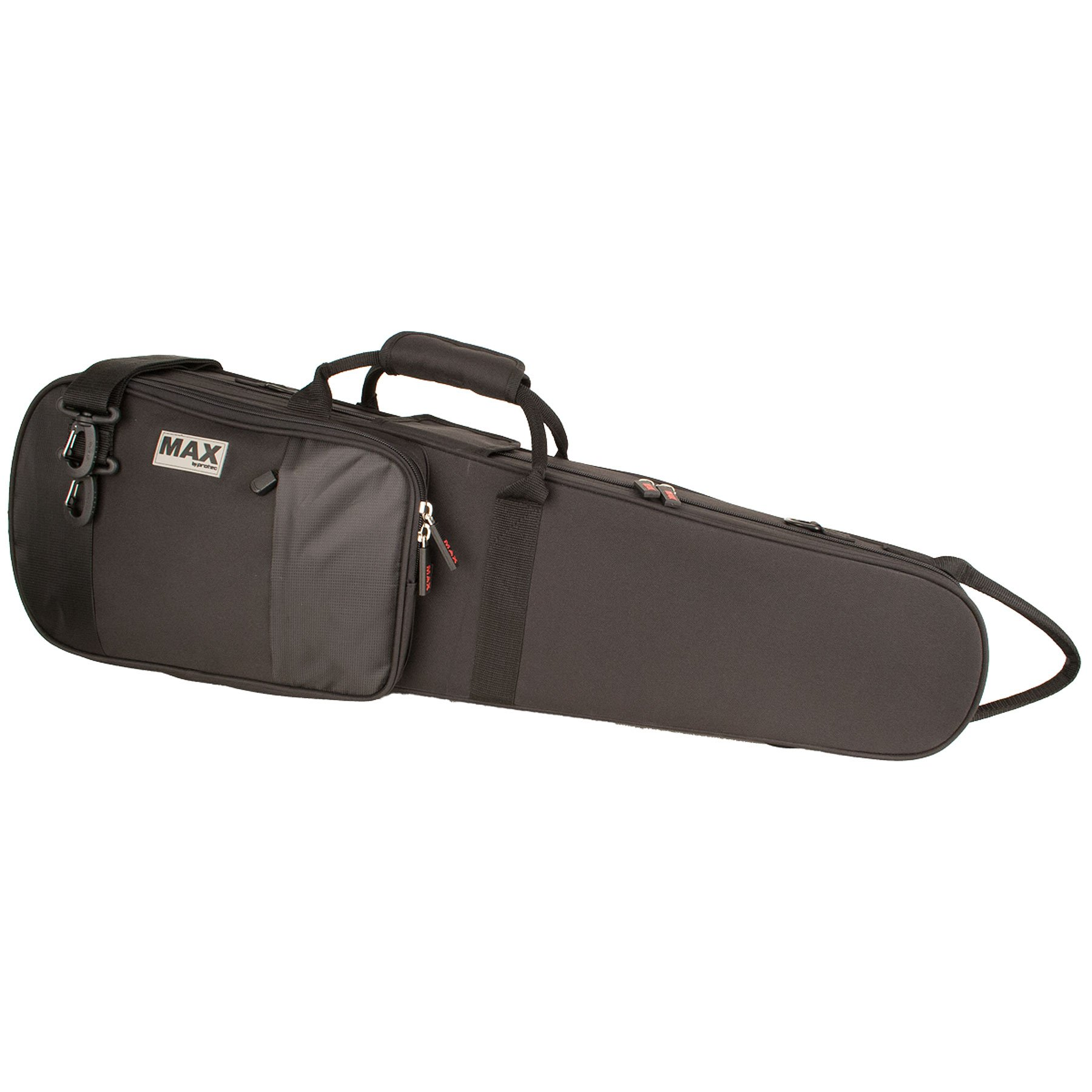 Protec Viola MAX Shaped Case, Fits Violas 16 to 16.5'' In Body Length, Model MX016