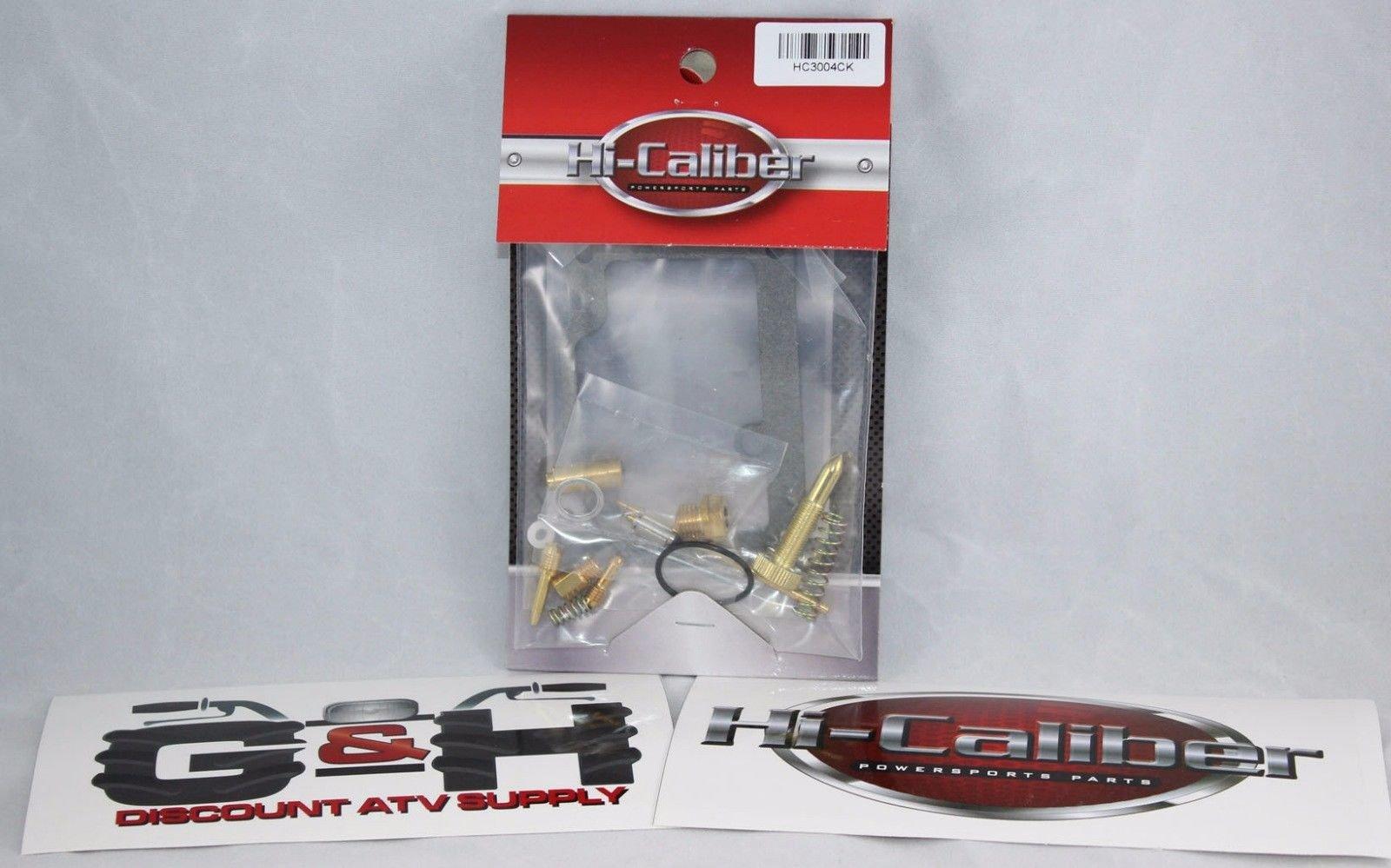 NEW QUALITY 1996-1997 Polaris 400L Sport Carburetor Rebuild Kit