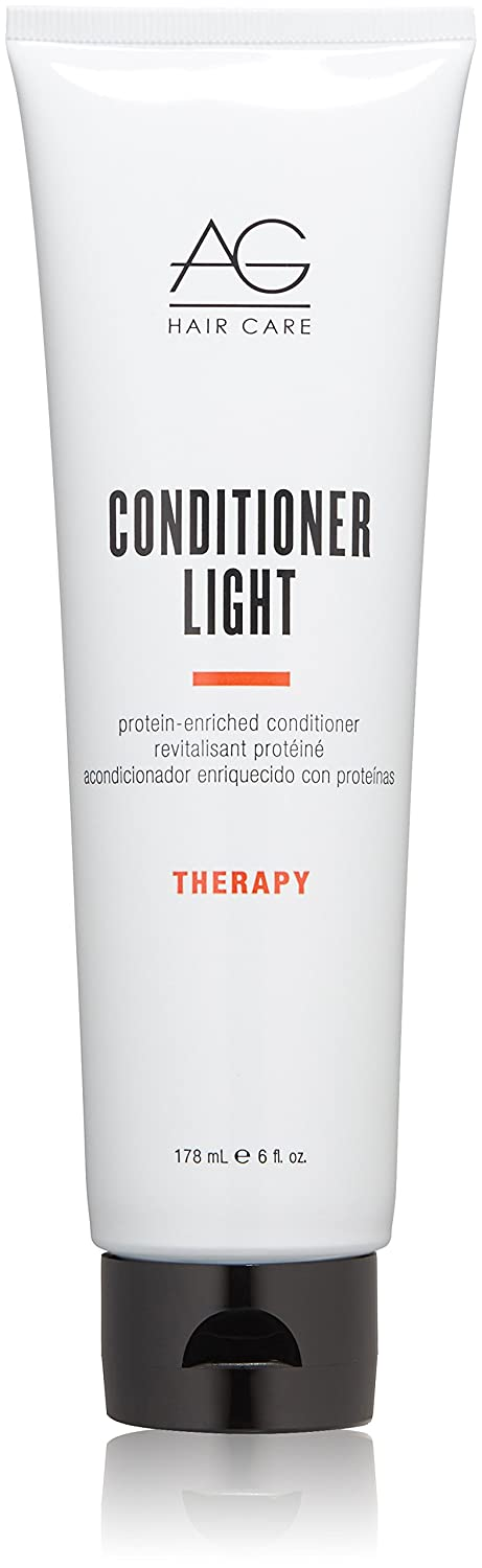 AG Hair Therapy Conditioner Light Protein-Enriched Conditioner, 6 Fl Oz