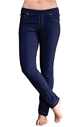 e0d7fe2907697 PajamaJeans Women's Petite Skinny Stretch Denim Indigo Jeans, Blue,  XX-Small 00