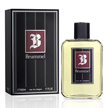 BRUMMEL EAU DE COLONIA 500ML
