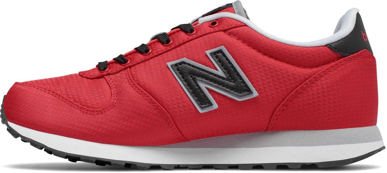New Balance Women's 311v1 Sneaker B06XX9DBP5 10 B(M) US Cerise/Black