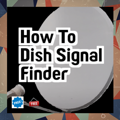 how to dish signal finder