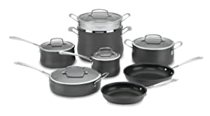 Best 4 Cuisinart Hard Anodized Cookware Reviews of 2021 2