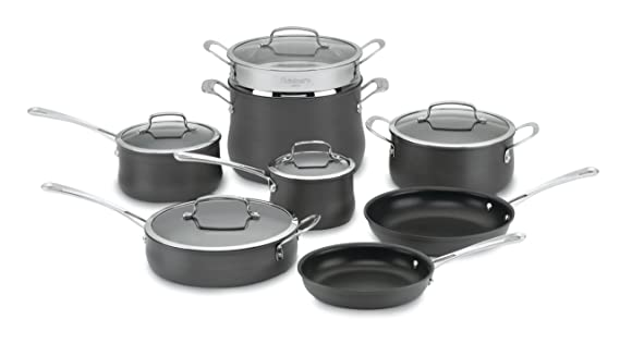 Review Cuisinart 64-13 Contour Hard