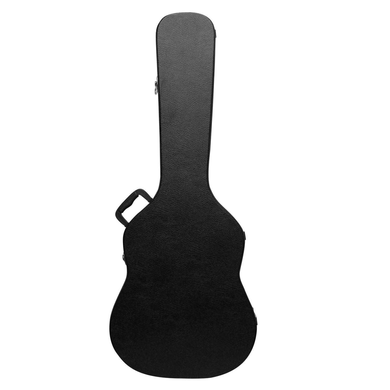 ChromaCast CC-AHC Acoustic Guitar Hard Case by ChromaCast (Image #2)