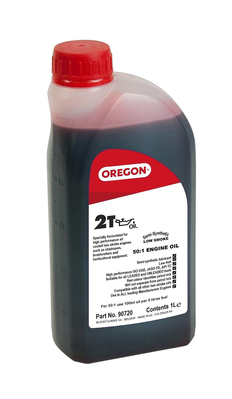 Oregon 90720 - Olio sintetico per motore a 2 tempi