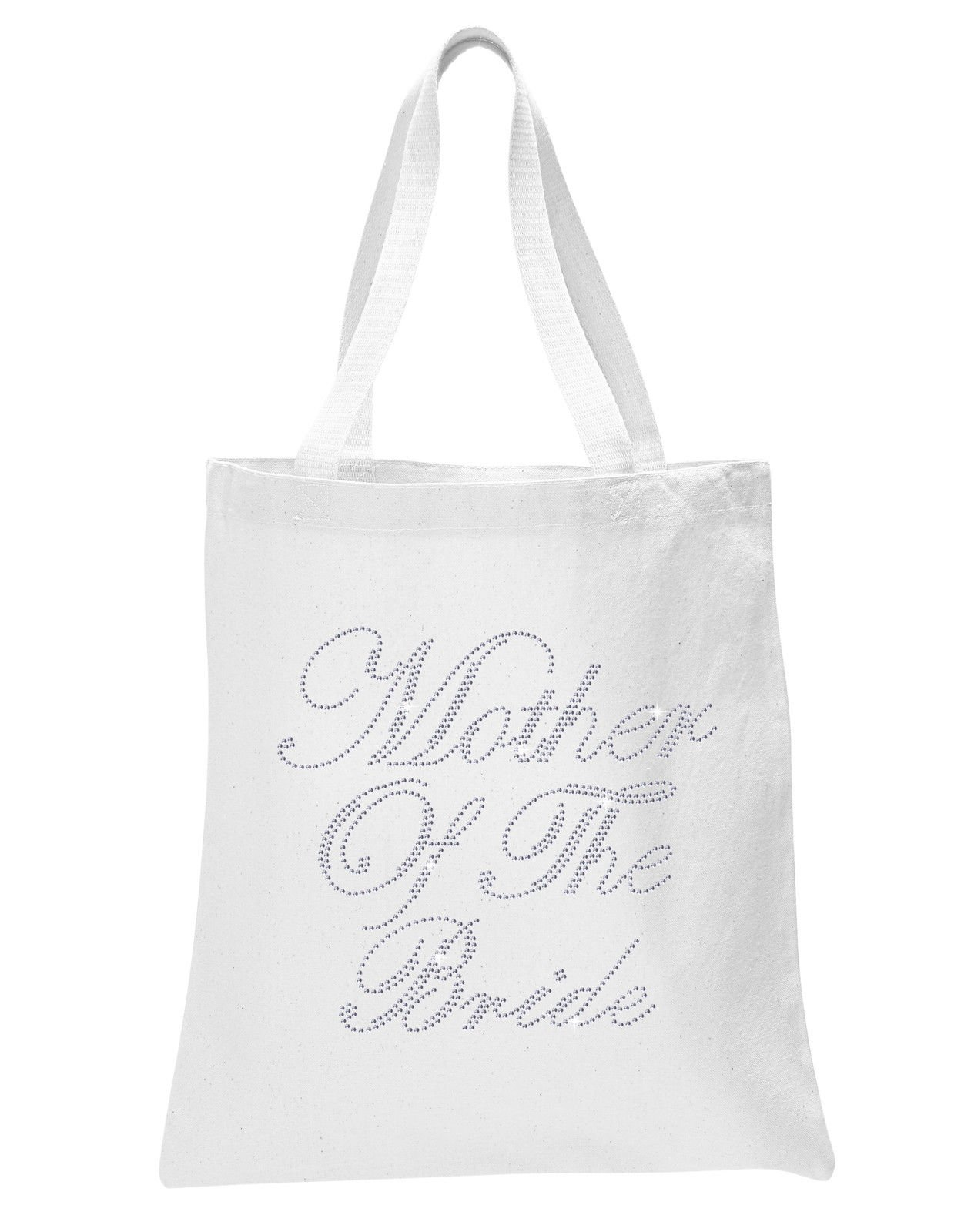Amazon Black Mother Of The Groom Crystal Wedding Favour Tote