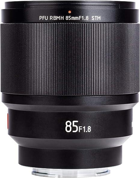 VILTROX PFU RBMH 85mm F1.8 Objetivo Retrato AF Lente para Sony E ...