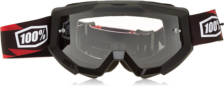 Transparente 100/% Gafas De Cross The Strata Slash