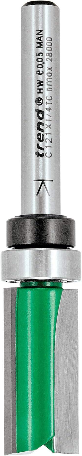 TREND C121X1//4TC TEMPLATE//PROFILE 12.7MM DIA