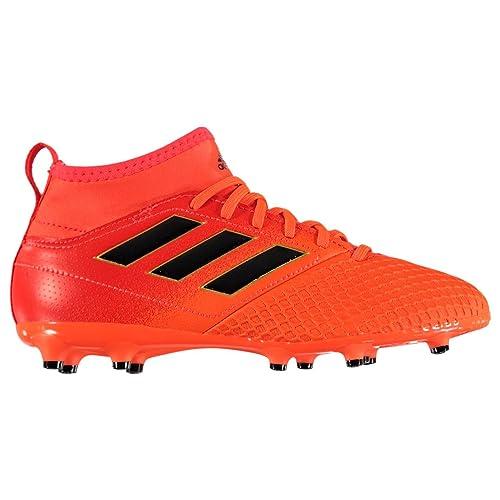 c43ee8761a5b adidas Unisex Kids  Ace 17.3 Fg J Football Boots  Amazon.co.uk ...