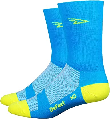 DEFEET Aireator 5 Double Layer Cuff Socks