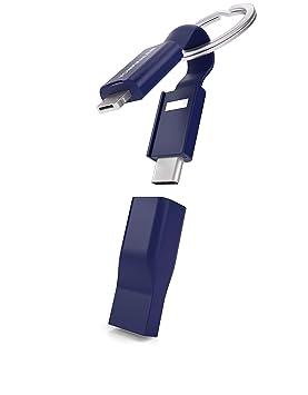 VONMÄHLEN Cargador Universal para teléfono móvil (Cable de ...