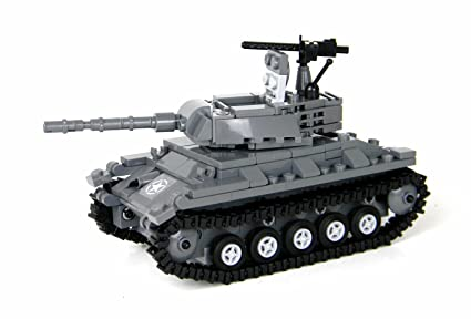Amazon Us Army Chaffee Tank World War 2 Complete Set Made W