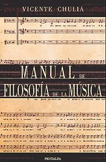 Manual de Filosofía de la Música (Spanish Edition)