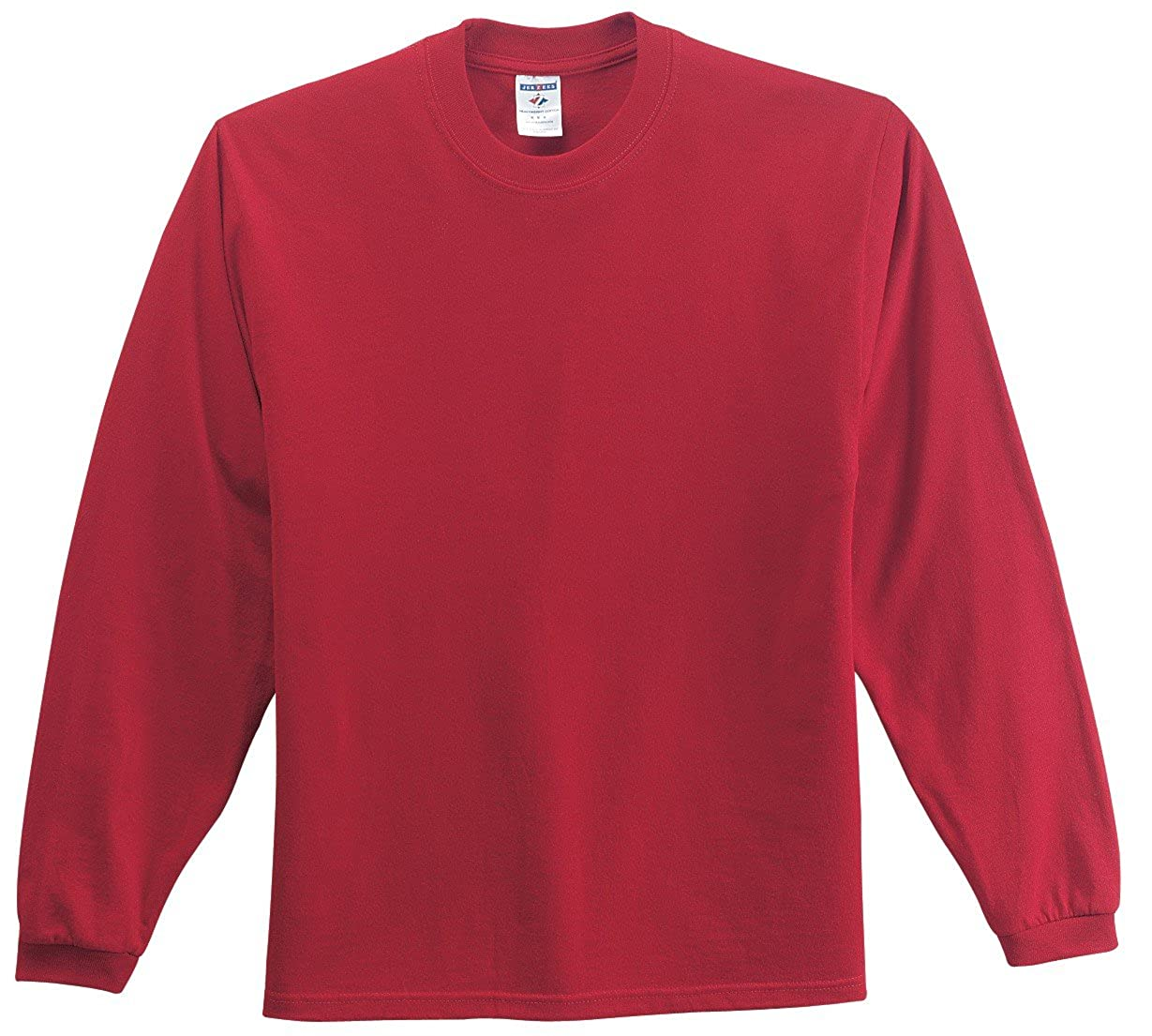 Jerzees 363LSR HiDENSI-T Long Sleeve T-Shirt