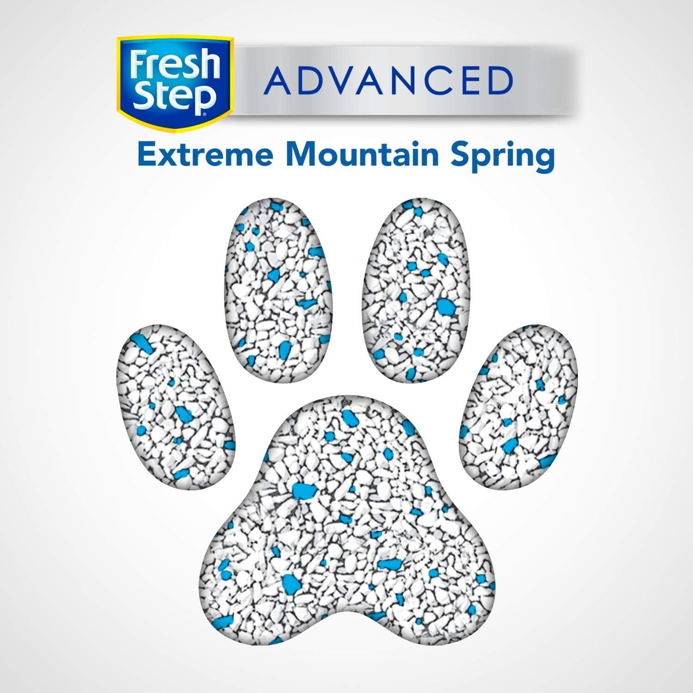 Fresh Step Advanced Clumping Litter : Pet Supplies