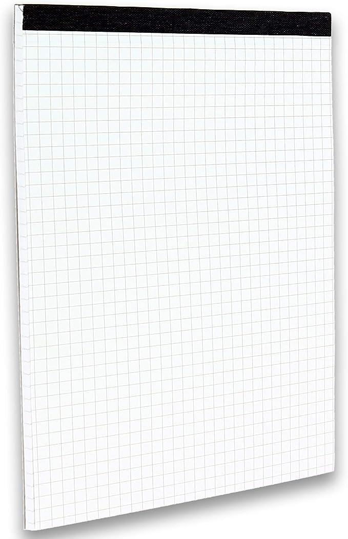 Lemical Notizblock lose Bl/ätter mit Taschenrechner blau 80 Seiten mit Rei/ßverschluss f/ür B/üro A5
