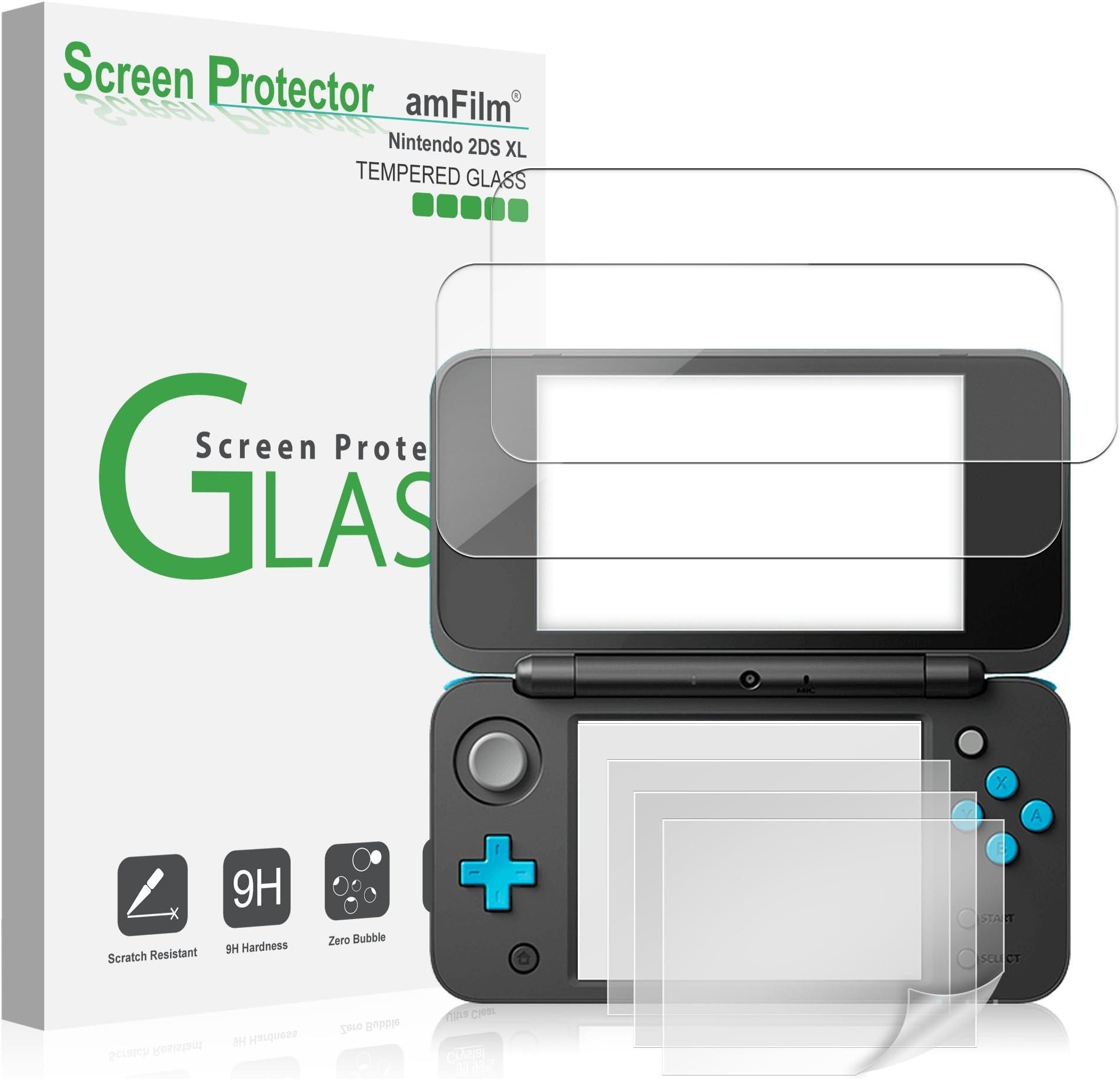 Protector de pantalla para Nintendo 2DS XL 2017