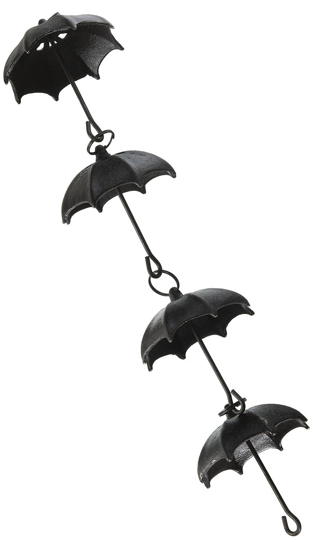 NACH js-RNC007 Umbrella Cast Iron Rain Chain, 96 96