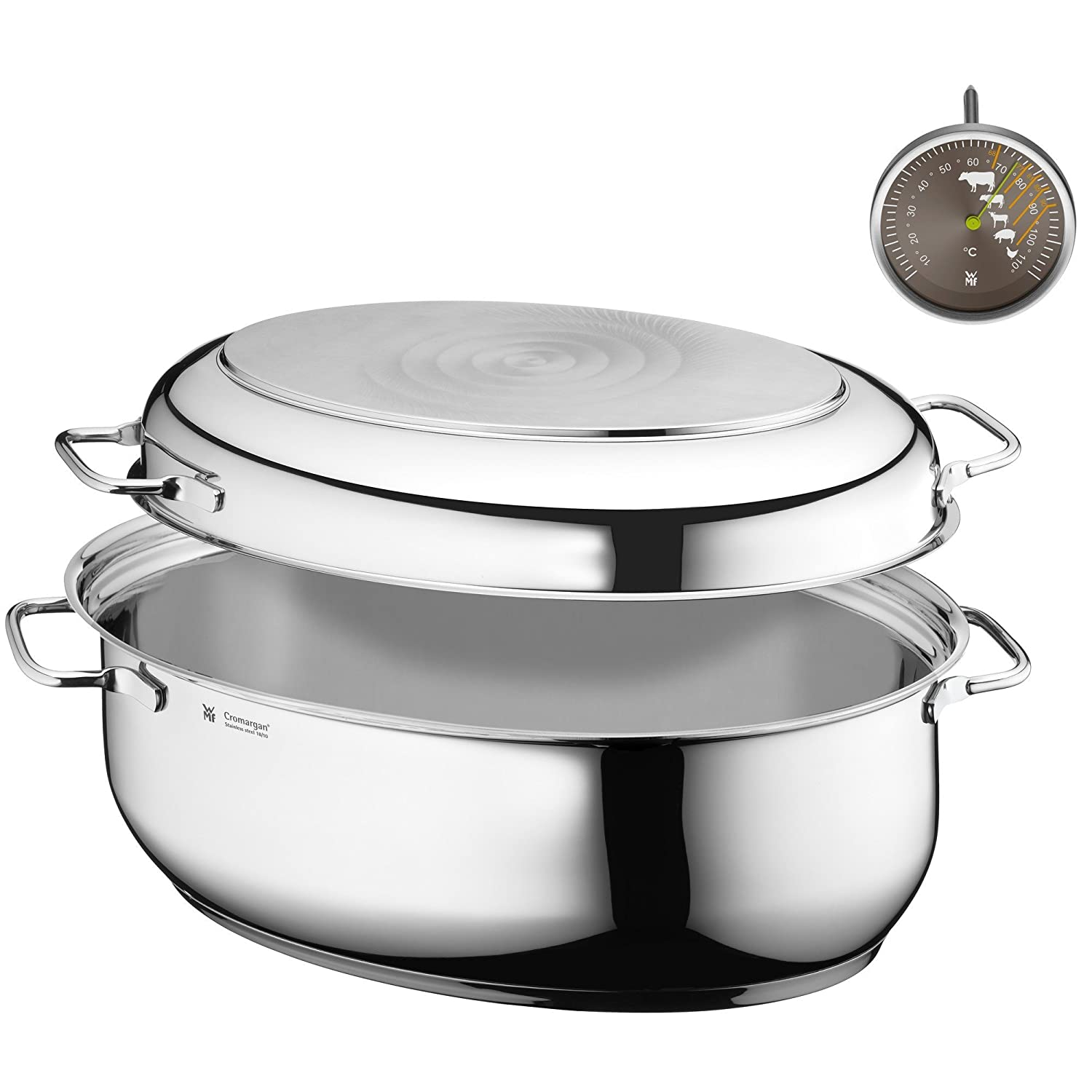 WMF Extra Roasting Dish with Metal Lid 788.009.990