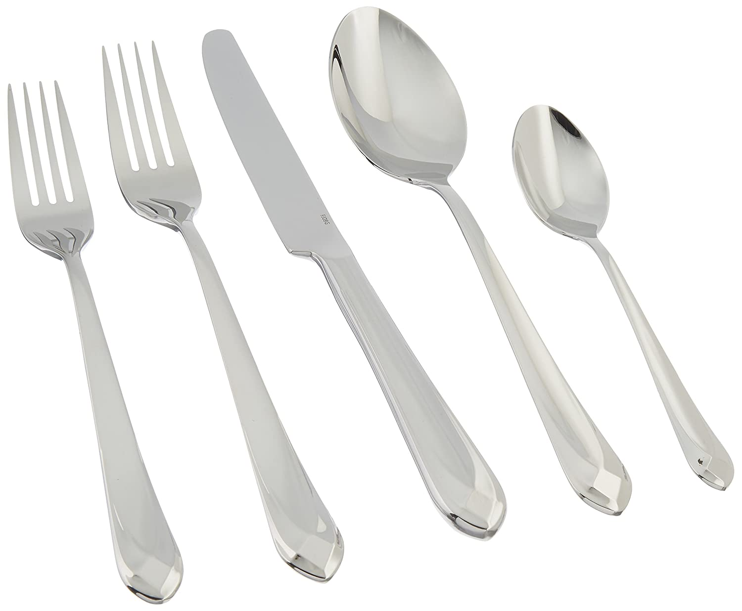 WMF Juwel 20-Piece Set, Stainless Steel Grey 8400001657